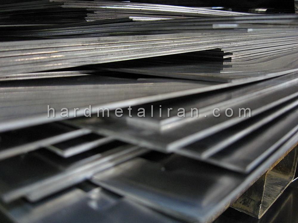 ورق آهن آلیاژی A283