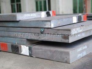 ورق فولاد آلیاژی MO40