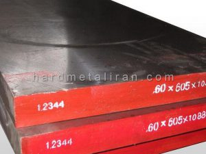 فولاد آلیاژی ابزاری گرمکار