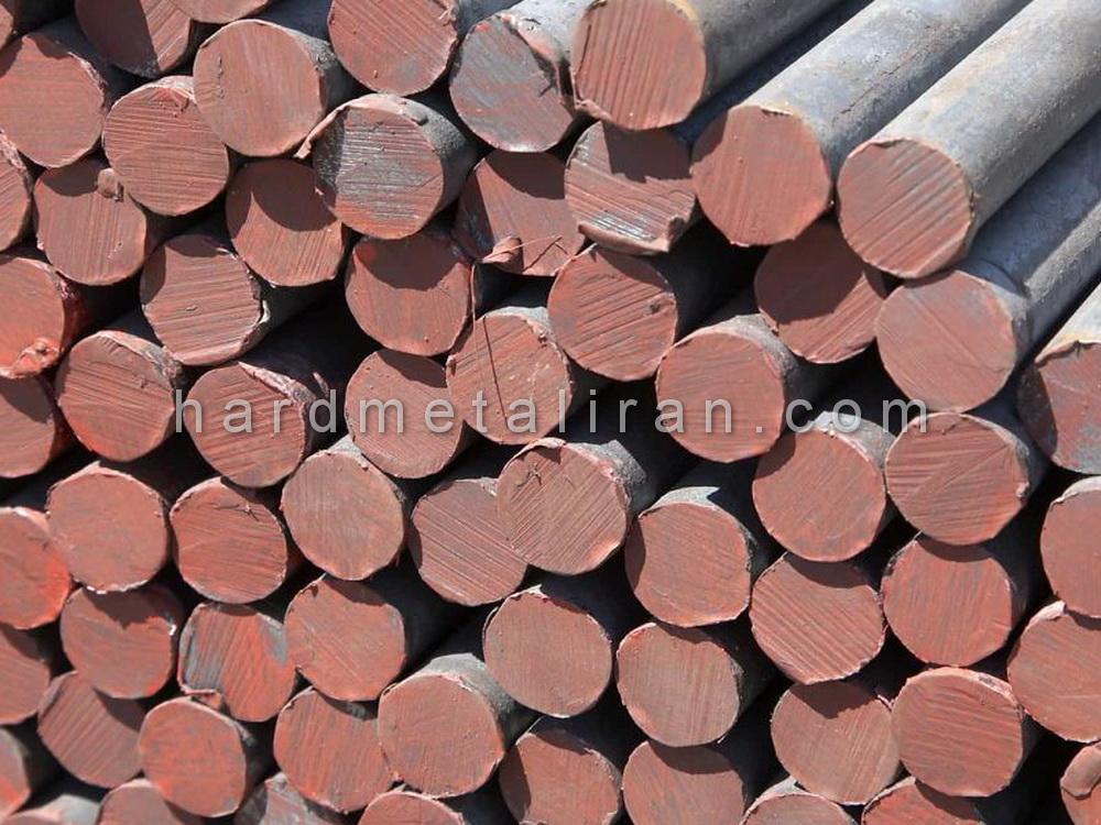 فولاد قابل عملیات حرارتی Vcn150 یا 1/6582