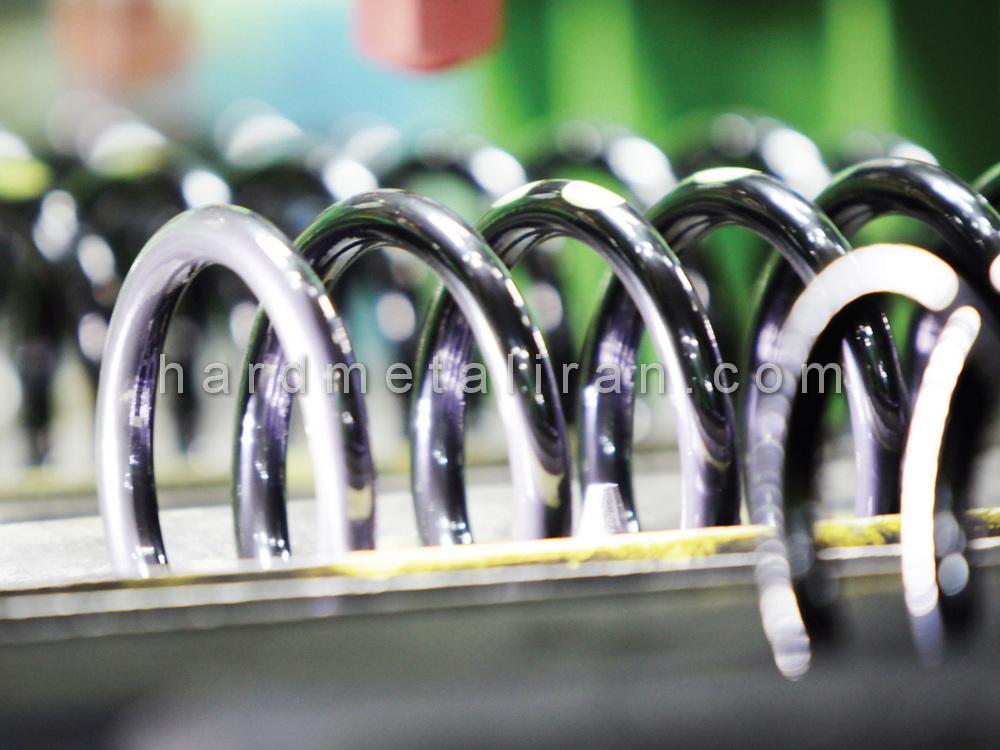 فروش فولاد فنر